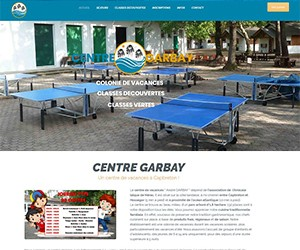Photo CENTRE GARBAY (Centre de colonie de vacances)