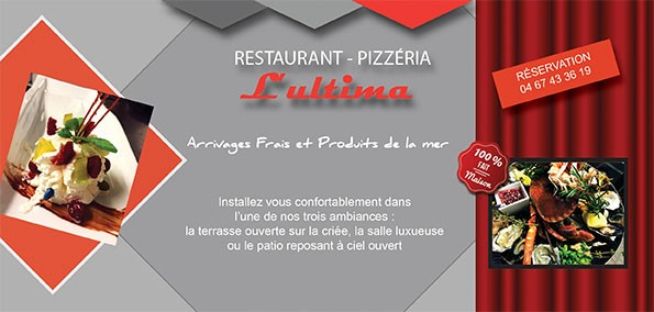 Photo Flyer Restaurant L'Ultima