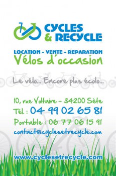 Photo Cycle & Recycle