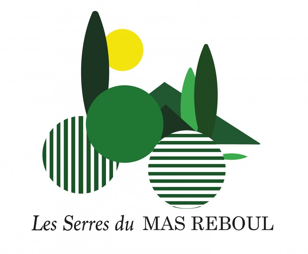 Photo Les Serres du Mas Reboul - Logo