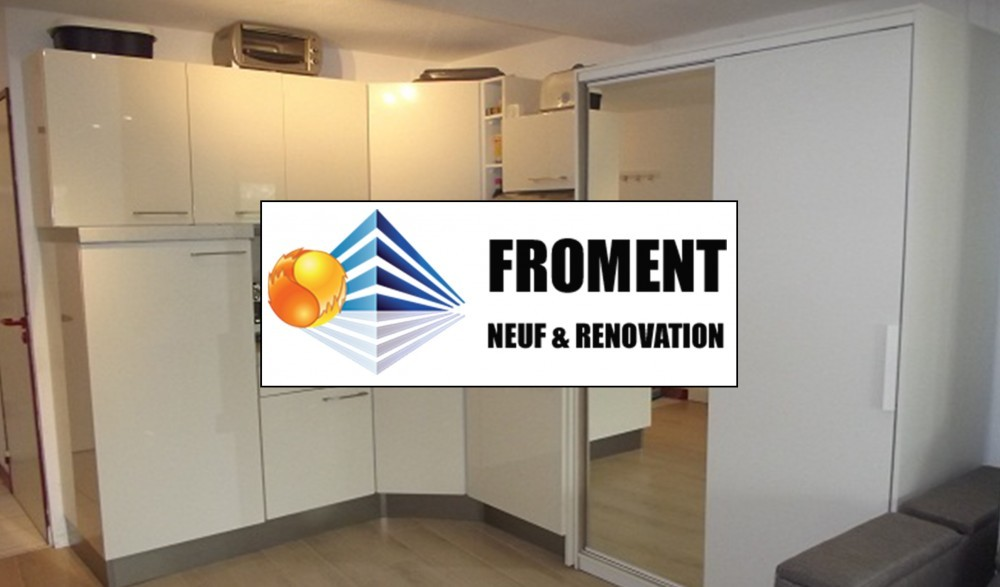 Photo FROMENT NEUF & RENOVATION