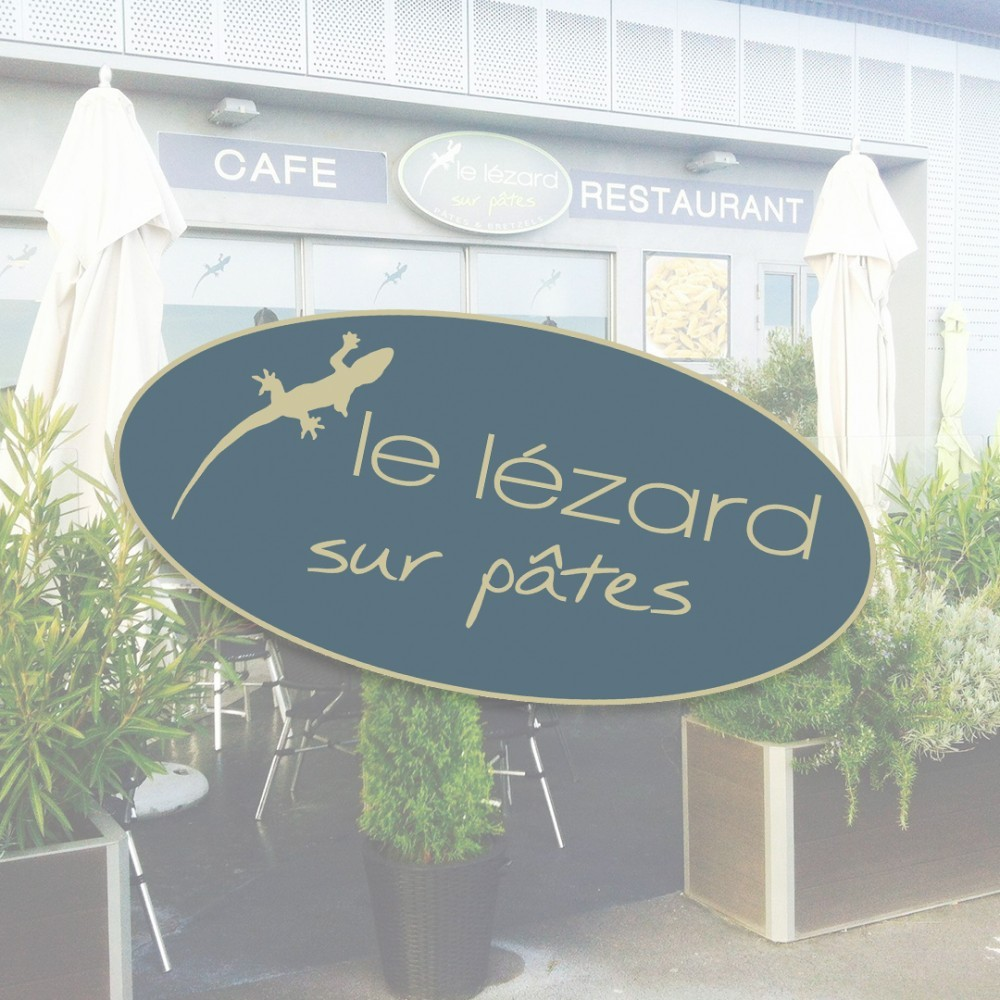 Photo LE LÉZARD SUR PÄTES
